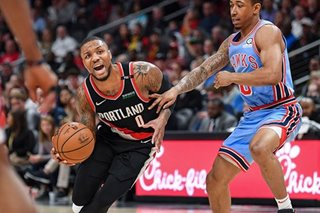 NBA: Blazers blitz Hawks for 6th straight win