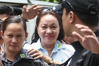 Napoles asks SC to overturn Sandiganbayan's denial of bid to dismiss plunder rap