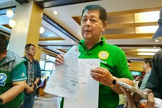 Candidacy certificate of Baguio mayoral bet, 24 others deemed 'not filed'