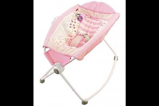 Fisher-Price recalls all Rock 'n Play Sleepers due to reported infant deaths