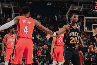 NBA: Jackson, Suns pull away from Pelicans in OT
