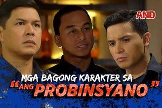 Mga bagong karakter sa 'Ang Probinsyano'