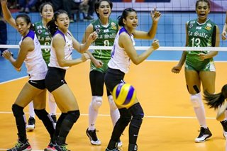 UAAP women's volleyball: La Salle repeats over Ateneo, on track for No. 2 seed