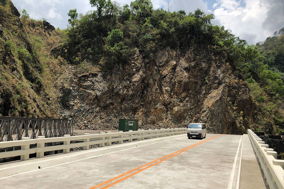 Kennon Road opens for Holy Week