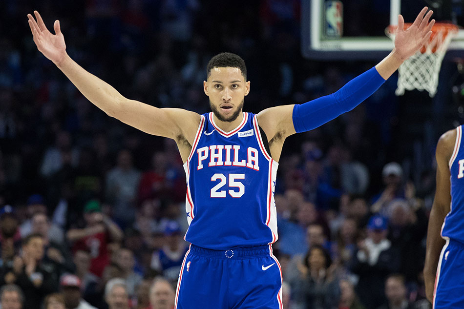 NBA: Simmons pours in 31 as 76ers down Nets | ABS-CBN News