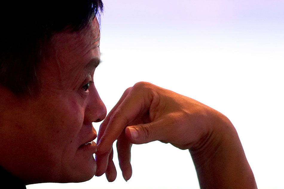 Jack Ma defends long work hours as 'huge blessing'