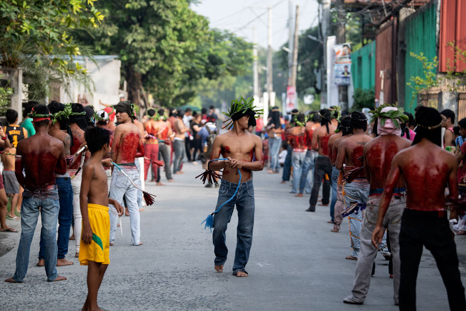 Pampanga penitents