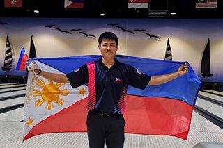 Bowling: PH's Merwin Tan bags Asian youth singles title