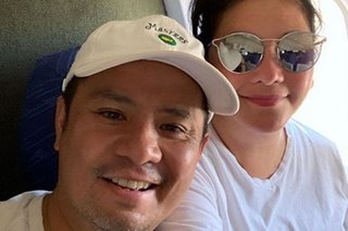 What is Ogie's birthday wish for wife Regine