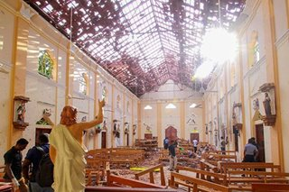 Family goes elsewhere for mass, escapes bombing at Sri Lanka church