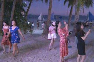 Chinese tourists pinakamaraming paglabag sa mga ordinansa sa Boracay