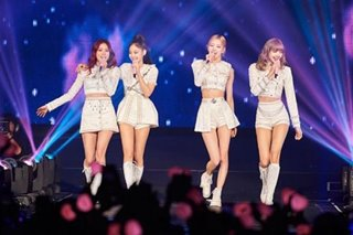 Blackpink returning to PH for fan meet in June