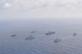 PH, US, Japan, India group sail in S.China Sea show of force towards China: experts