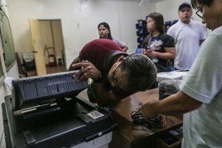 'Bilang ng nagkaaberyang vote counting machines halos nag-triple'