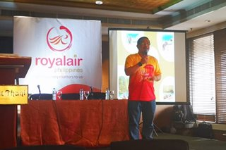 Royal Air Philippines launches Cebu hub, boosts Central Visayas operations