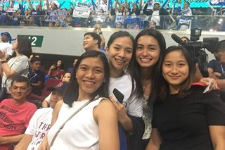 UAAP: Ateneo Lady Eagles win crown 'for the seniors'