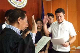 Paolo Duterte as House Speaker? Only President can answer, sister Sara says