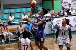 PBA D-League: St. Clare through to playoffs after crushing AMA