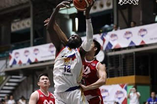 PBA D-League: Go for Gold downs McDavid to secure playoff spot