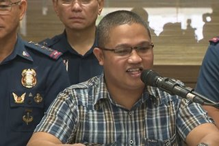 DOJ urges 'Bikoy' to cooperate in 'narco-list videos' probe