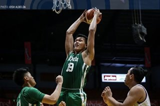 La Salle scores big in Filoil Preseason; JRU gets first win in new era