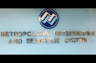 MWSS denies conniving with Maynilad, Manila Water to ensure profitable gov't contracts