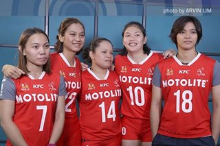 PVL: Myla Pablo, Motolite believe youth will energize team, debut campaign