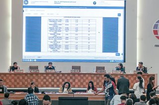 Duterte tells Comelec: 'Dispose of Smartmatic,' find system 'free of fraud'