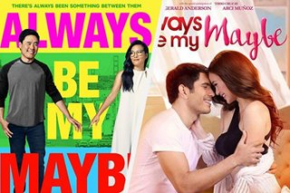 WATCH: Stars of 'Always Be My Maybe' react to similarly titled Star Cinema movie