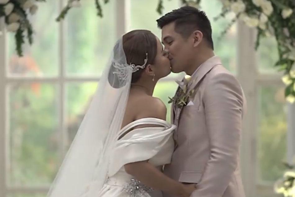 News WATCH: DJ Chacha, husband Mike's wedding vows – Asean