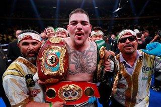 Boxing: Pacquiao amazed at Ruiz's knockout of Joshua