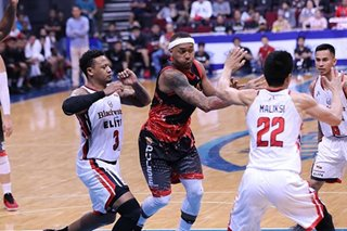 Phoenix suffers setback, as PBA rejects Calvin Abueva inclusion in bubble