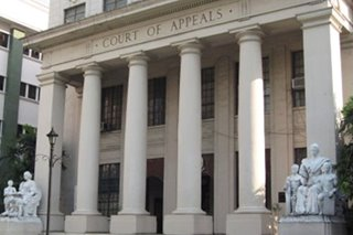 Cabinet men, generals named in NUPL amparo petition no-show at CA hearing