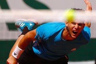 Tennis: Dominic Thiem beats Djokovic in dramatic French Open semifinal
