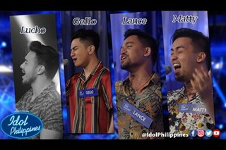 'Idol PH': Trending contestants leave judges speechless with Boyz II Men cover
