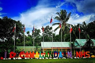 Negros Occidental public school with zero-plastic policy recognized