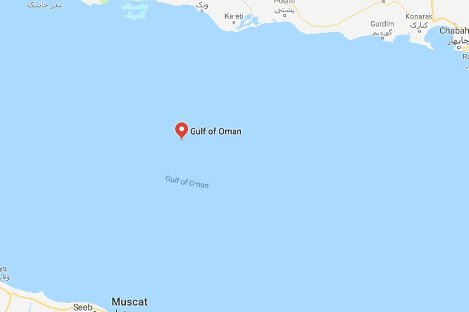 2 oil tankers struck in suspected attacks in Gulf of Oman