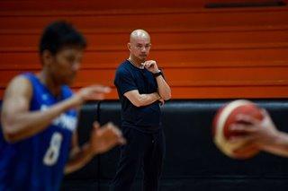 FIBA: With Castro uncertain, Guiao banks on 'next generation'