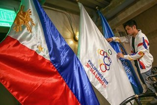 'Sad, upset' Pinoy para athletes hope for unity amid SEA Games leadership row