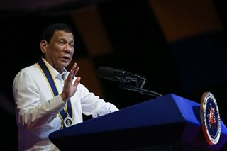 Duterte arrives in Thailand for 34th ASEAN Summit