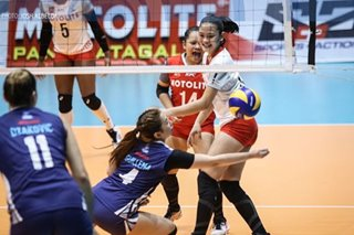 PVL: Motolite rallies from 0-2 hole to beat BaliPure, keep semis bid alive