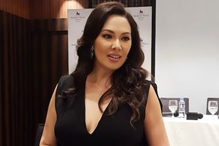 Ruffa Gutierrez still dreams of starring in an independent film