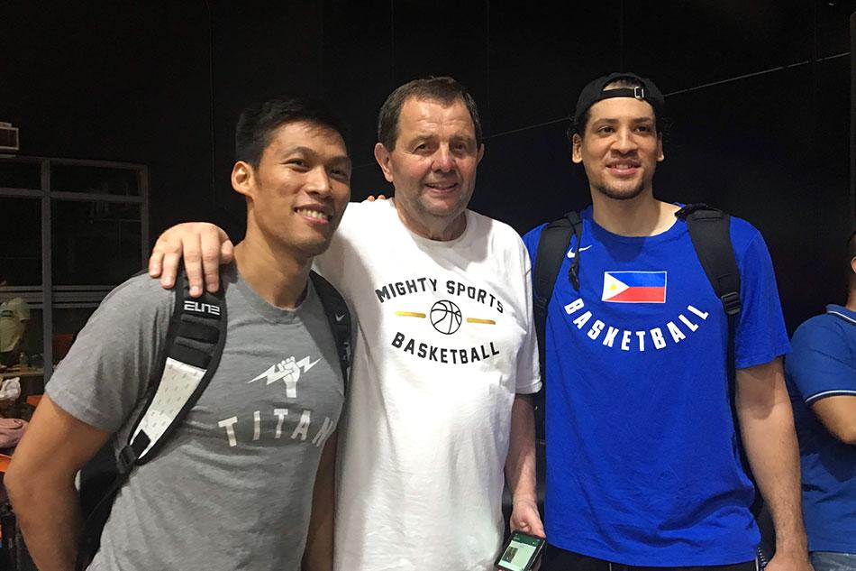 abs-cbn.com - Camille B. Naredo - Former Gilas coach Toroman sees bright future for PH basketball