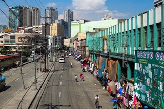 Believe it or not, this is Divisoria