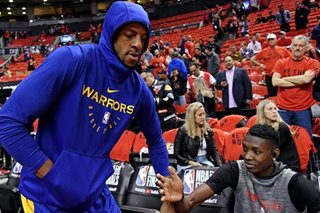 NBA: Warriors vow to retire Iguodala number, trade him