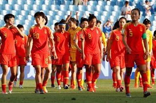 Football: Online giant Alibaba to donate $145-m to China women's team
