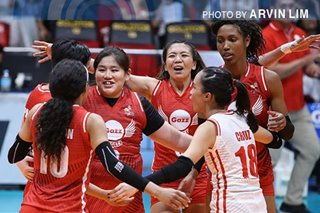 PVL: PetroGazz sweeps BanKo, reaches finals for 1st time