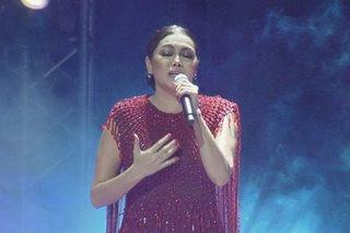 K Brosas emosyonal sa kanilang concert ni Angeline Quinto