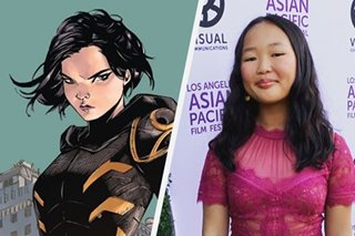 Meet the Pinay playing Batgirl in Harley Quinn spinoff 'Birds of Prey'