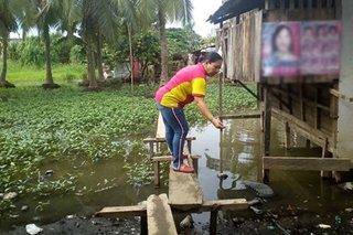Barangay sa Zamboanga nagsagawa ng cleanup drive kontra lamok